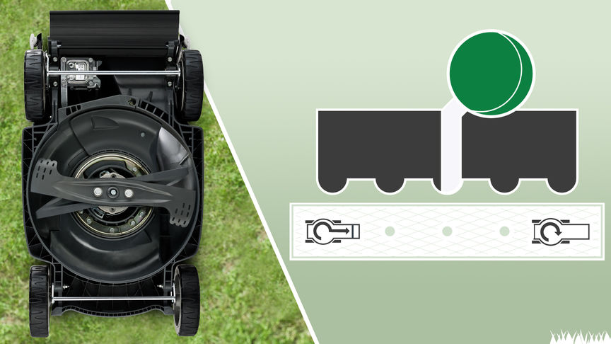 innovation hrx tondeuses gazon jardin honda. Black Bedroom Furniture Sets. Home Design Ideas